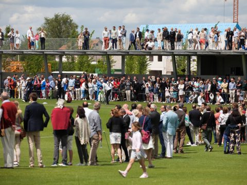 Opening The National Golf 2